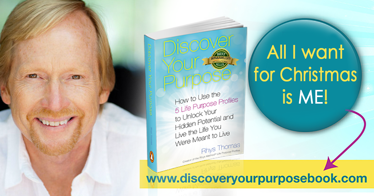 Discover Your Purpose Book By Rhys Thomas